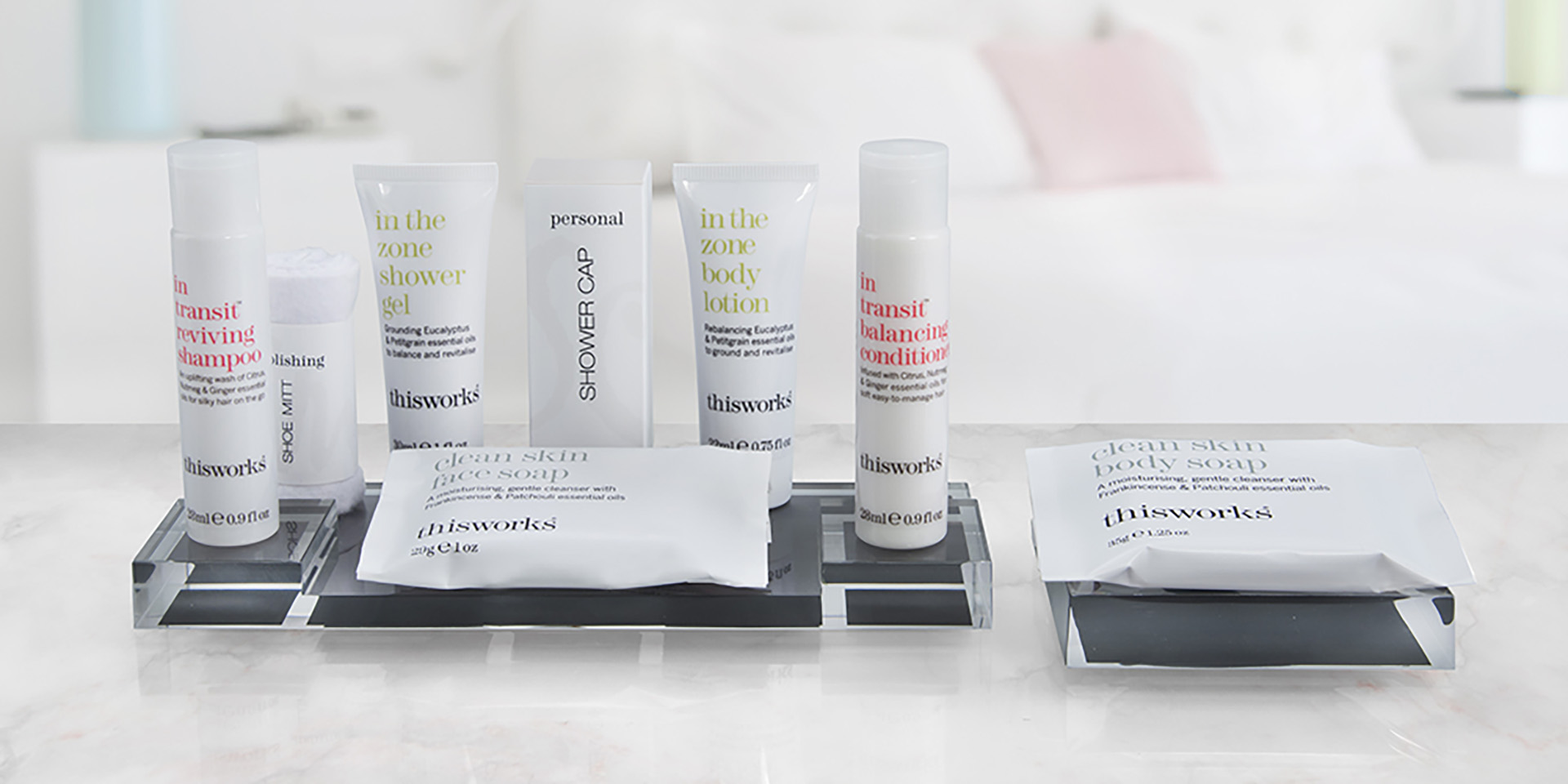 "Marriott Hotels Continues to Elevate Guest Experience with Introduction of Premium ""This Works"" Amenity"