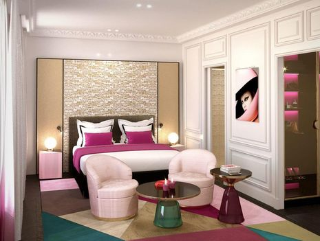 Food Purveyor Fauchon Launches First Boutique Luxury Hotel in Paris | forbes.com