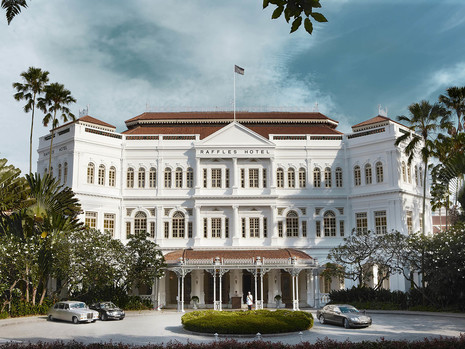 Raffles Singapore unveils new culinary concepts and collaborations with celebrity chefs