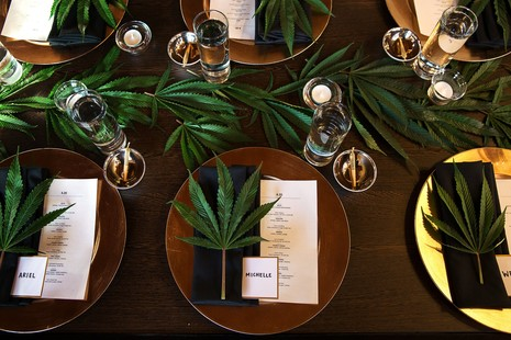 Cannabis on the Menu at Your Next Hotel Restaurant or Spa?