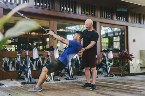 The Ultimate Fitcation: Harley Pasternak and Four Seasons Collaborate to Help Travellers Feel Their Best on the Go