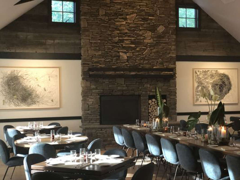 Michelin-Star Chef Opens 'The Hill' with Staff Clad in Craft Collection Aprons by Riegel